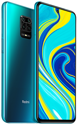 Купить Xiaomi Redmi Note 9S 64Gb в Бишкеке